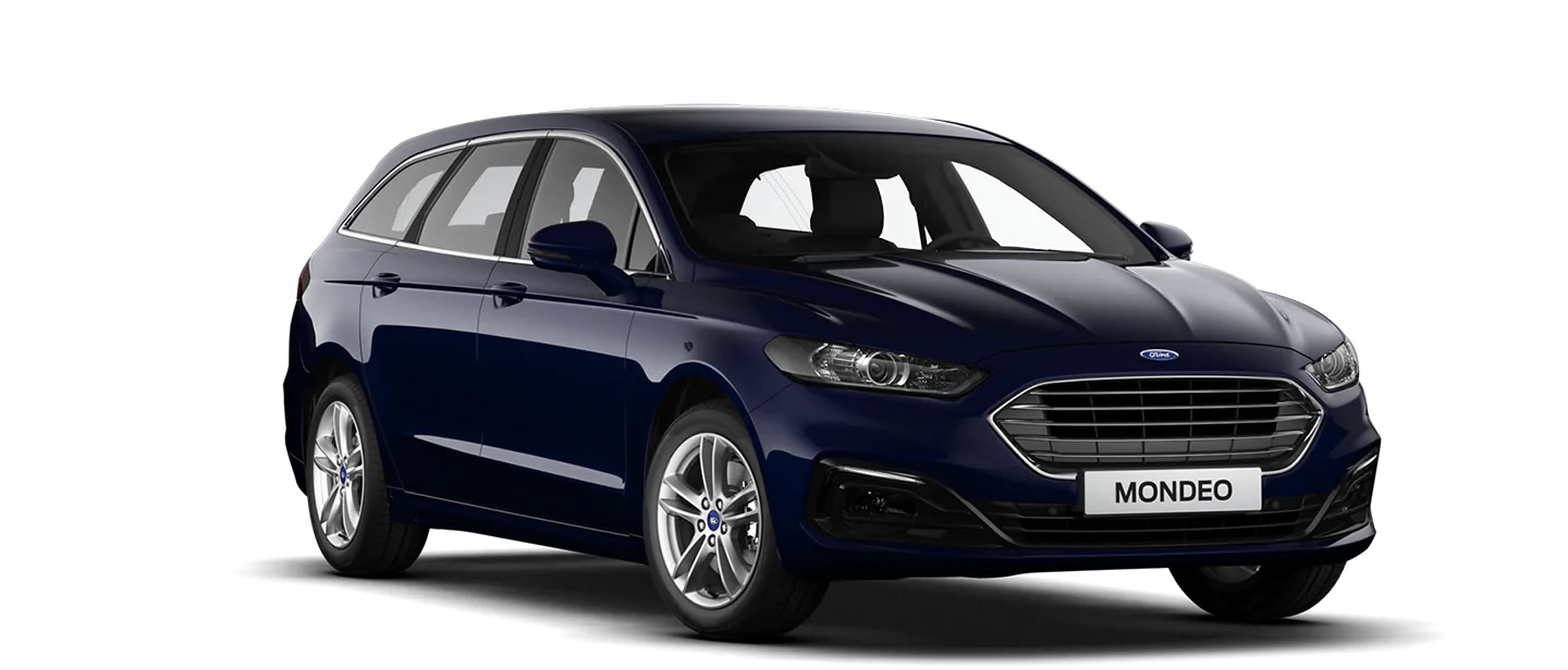 Ford Mondeo Titanium Business 01